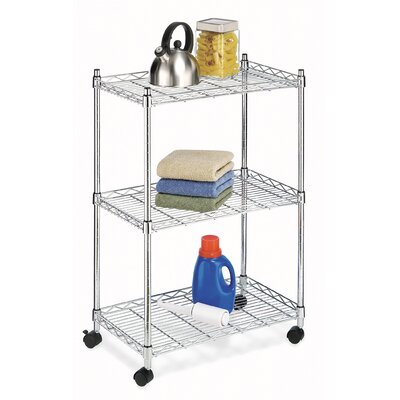"Whitmor, Inc Jumbo 33"" H 3 Shelf Shelving Unit"