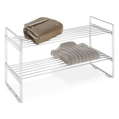 Stackable Closet Shelves Product Photo