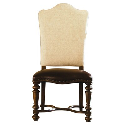 Bolero Upholstered Back Side Chair by Universal Furniture