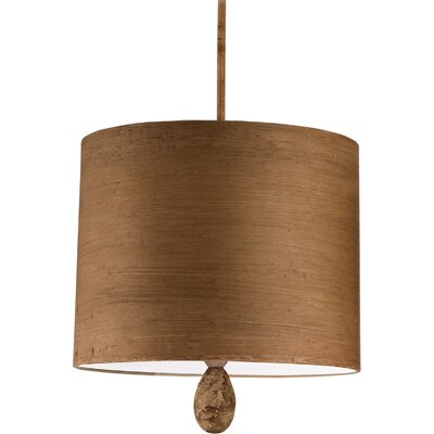 Flambeau Lighting 1 Light Drum Pendant