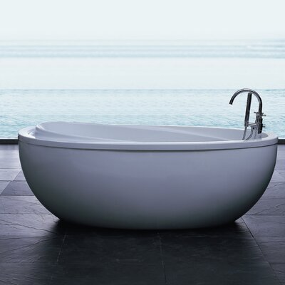 PureScape 316 Freestanding Acrylic Bathtub Product Photo