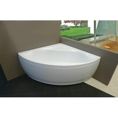 "Olivia 55"" x 55"" Soaking Bathtub Product Photo"