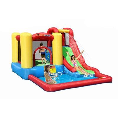Bounceland Jump and Splash Adventure Bounce House