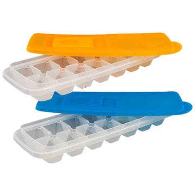 Chef Buddy Ice Cube Tray with Lid
