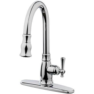 Varismo One Handle Centerset Bar Kitchen Faucet Product Photo