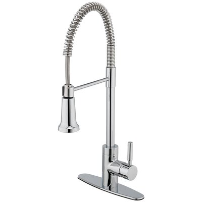 Forza One Handle Centerset Bar Kitchen Faucet Product Photo