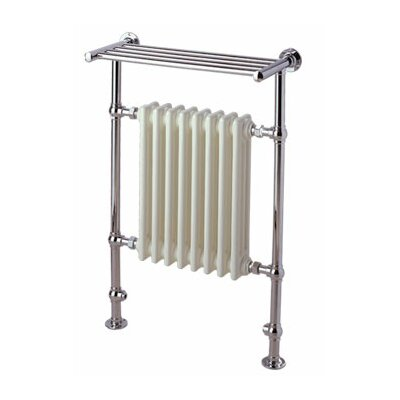 Leadon Floor Mount / Wall Mount Hydronic/ Electric Towel Warmer by Artos