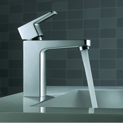 Safire Single Hole Bathroom Faucet with Single Handle Product Photo