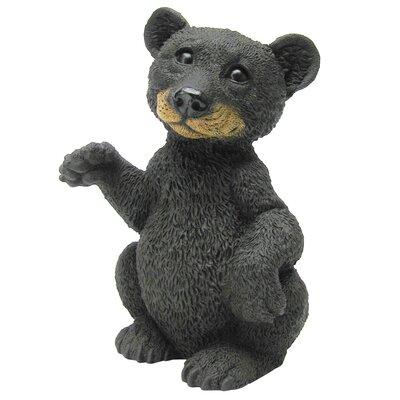Design Toscano Standing Little Bear Cub Figurine