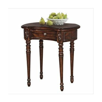 Bournemouth Manor Kidney End Table by Design Toscano