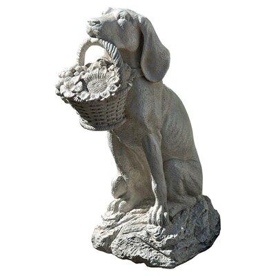 Man's Best Friend Dog Statue by Design Toscano