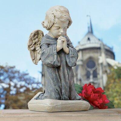 God's Little Angel Statue by Design Toscano
