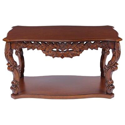 Saffron Hill Coffee Table by Design Toscano
