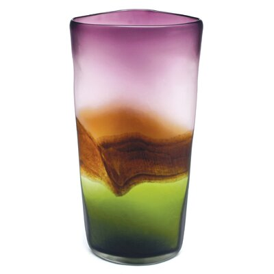 Bimisi Glass Vase by Design Toscano