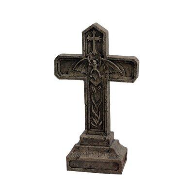 Design Toscano Balkan Vampire Blood Cross Statue