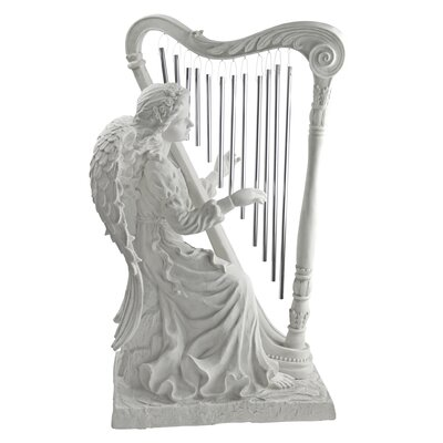 Music from Heaven Angel Statue by Design Toscano