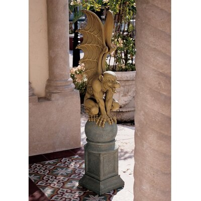 Design Toscano Talysus The Terrible Gargoyle Statue