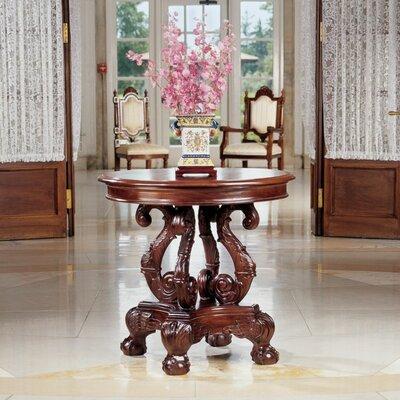 Grande Del Corridoio Accent Table by Design Toscano