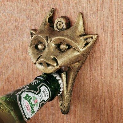 Design Toscano Authentic Gargoyle Bottle Opener