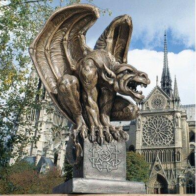 Design Toscano Abbadon Gargoyle Statue