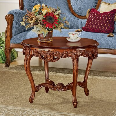 Chateau Montfort Louis XV Coffee Table by Design Toscano
