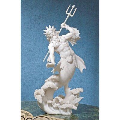 Design Toscano Triton, God of the Sea Figurine