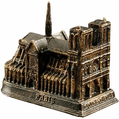 The Icons Paris Notre Dame Sculpture by Design Toscano