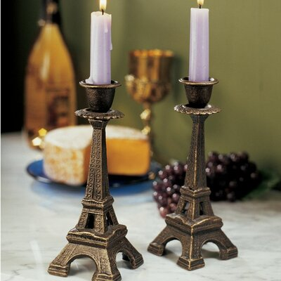 Privilege Iron Candle Holder Reviews Wayfair