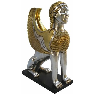 Design Toscano Egyptian Sphinx of Naxos Statue