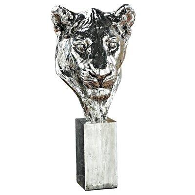 Design Toscano Serengeti Big Cat Rings of the Serengeti Lioness Bust