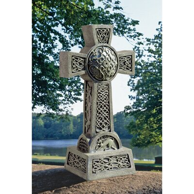 Design Toscano Donegal Celtic High Cross Statue