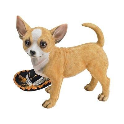 Design Toscano Fernando the Chihuahua Figurine