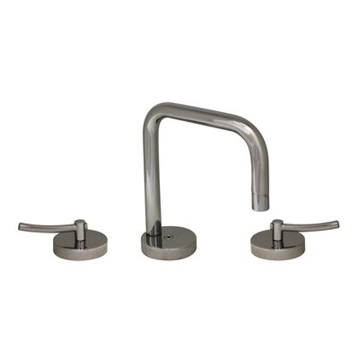 Whitehaus Collection Metrohaus Widespread Bathroom Faucet with Double Handles