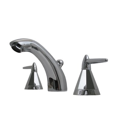 Whitehaus Collection Blairhaus Widespread Monroe Bathroom Faucet with Double Handles