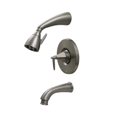Whitehaus Collection Blairhaus Monroe Pressure BalanceTub and Shower Faucet