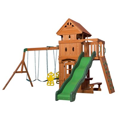 Monterey All Cedar Swing Set Product Photo