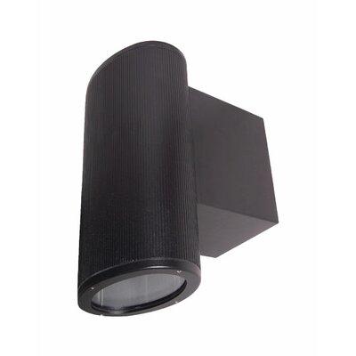 Deco Lighting 80W 5000k Induction Down Luminiare Directional Wall Light in Bronze