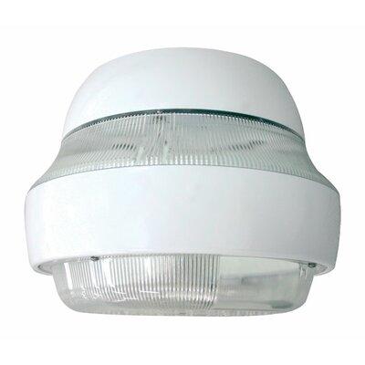 Deco Lighting 150W HPS Direct/Indirect Parking Garage Light in White