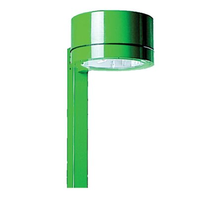 Deco Lighting 200W Outdoor Pole Mount Lamp Cylinder Luminiare in Bronze
