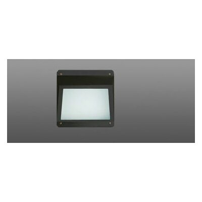 Deco Lighting 70w MHPS MT Architectural Reaccess Step Light with Open Frosted Glass in Bronze
