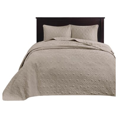 Quebec 2 Piece Coverlet Set by Madison Park