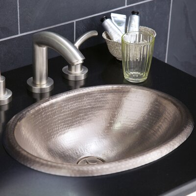 Baby Classic Rolled Bathroom Sink by Native Trails