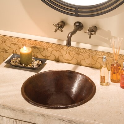 Cazo Bathroom Sink by Native Trails