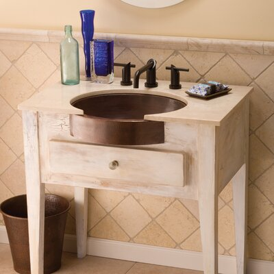 Copper Bathroom Sinks Calypso by Native Trails