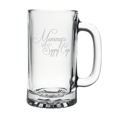 Mommy's Sippy Beer Mug by Susquehanna Glass