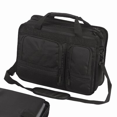 Scan Express Laptop Briefcase by Preferred Nation