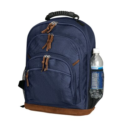Leathered Bottom Backpack by Preferred Nation
