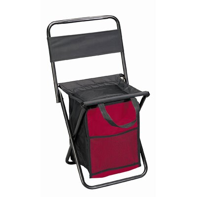 Preferred Nation Folding Chair with Cooler