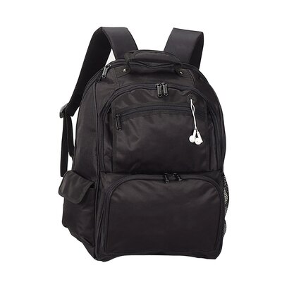 Travelwell Scan Express Computer Backpack by Preferred Nation