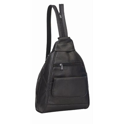 Leather Mini Backpack by Preferred Nation